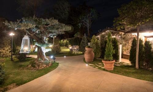 foto - il giardino degli angeli assisi